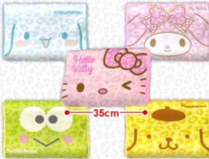 sanrio pillows (memory foam)