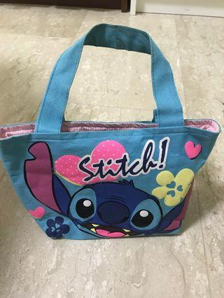 🚚 Stitch Drawstring Small Bag