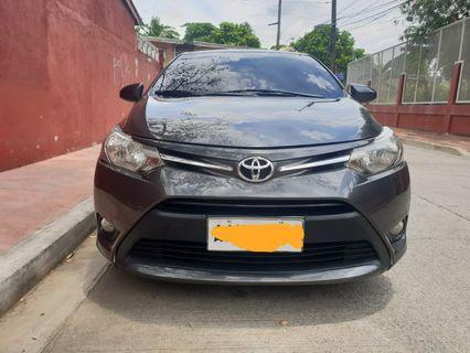 2014 Toyota Vios 1.3 E AT Gas