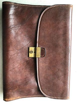 Leather Document holder (33/25cm)