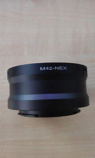 M42 to Sony NEX Mount Adapter