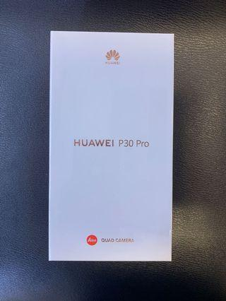 FOR SALE:BRAND NEW HUAWEI P30 PRO (CRYSTAL)
