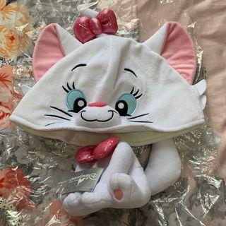 Hong Kong Disneyland 迪士尼 富貴貓 Marie 頭套