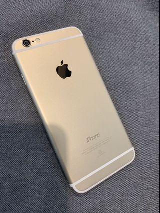 Iphone6 64g(台中面交)