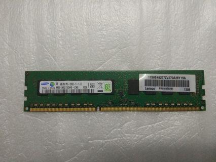 Samsung DDR3 4GB Ram