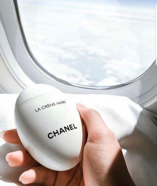 CHANEL LA CRÈME MAIN <Hand Cream滋養精華護手霜>