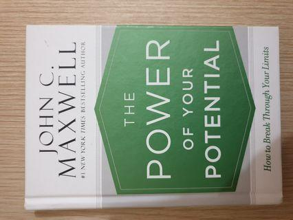 The Power of Your Potential Hard Cover