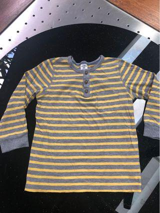 Carter's Boy's Long-sleeved Top (Size 3t)