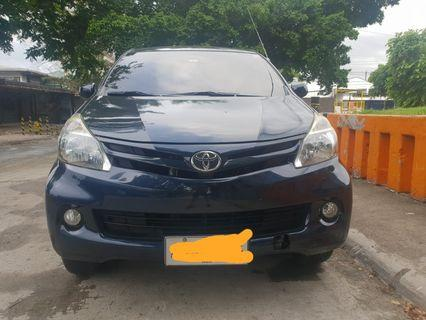 2014 Toyota Avanza 1.3 E AT Gas Engine