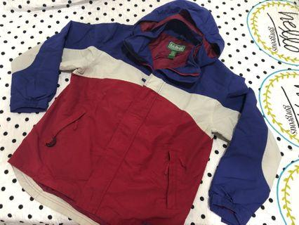 LL Bean Jacket with Detachable Hoodie