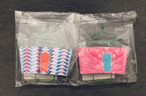 Show Your Flavor Frappuccino Cup Sleeve
