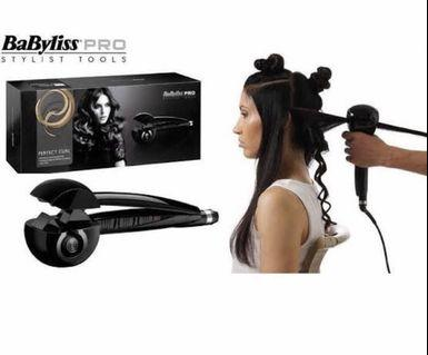 Baby Bliss Pro Perfect Curl