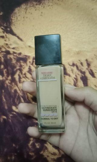 Maybelline fit me foundation shade 130