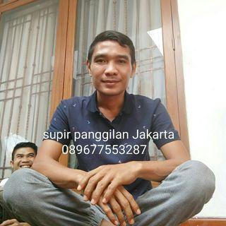 Supir panggilan Jakarta
