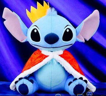 big stitch plush