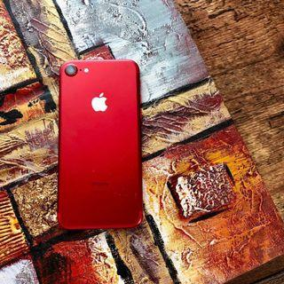 IPHONE 7 256GB LIMITED RED *MYSET