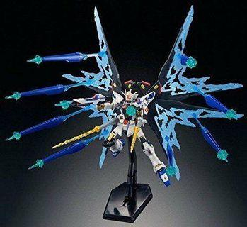 [LF] P-bandai HGCE Strike freedom gundam plus wings of light dx edition