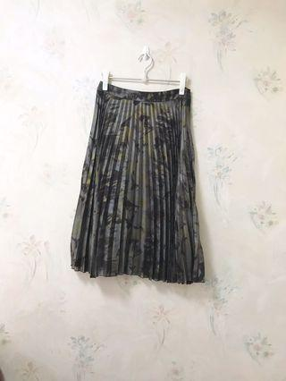 百摺裙 H&M