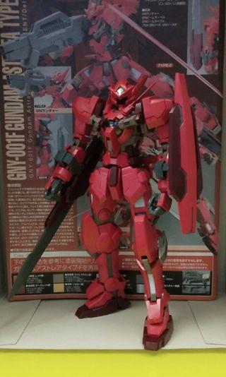 🚚 Gundam Astraea Type - F 1/100 built