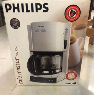 蒸餾咖啡機 philips