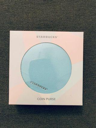 Starbucks Coin Purse Light Blue