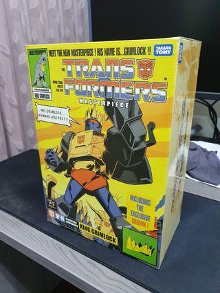 Transformers MP-8X King Grimlock