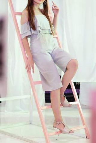 #maudandan Sabrina Jumpsuit Korea Bershka ZARA Bangkok