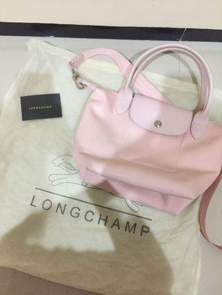 Longchamp Neo Medium Baby Pink