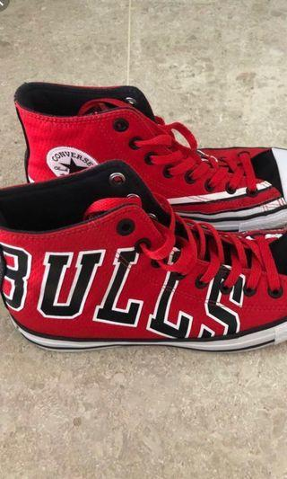 Converse All Star X Chicago Bull Limited Edition