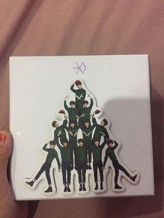 EXO MIRACLE IN DECEMBER ALBUM