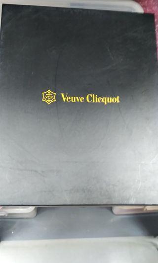Veuve Cliequot香檳杯一對