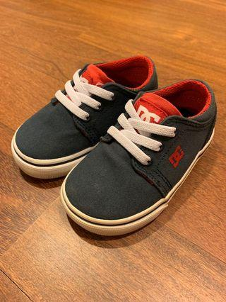 DC Shoes Toddlers Trase Slip