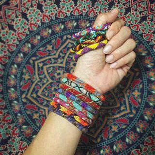 民族尼泊爾串珠手鏈