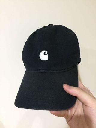 Carhartt wip logo cap 老帽