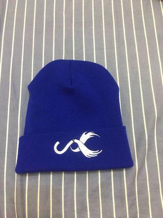 🚚 Remixtaipei 藍毛帽💙