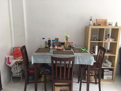 Various furnitures for sale.