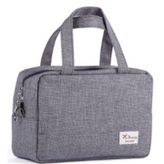 Travel Cosmetic Bag with Top Handle