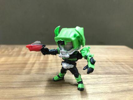 矇面超人 扭蛋玩具 模型