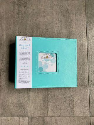 🚚 Doodlebug Design Storybook Album