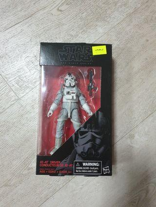 🚚 Star Wars Black Series AT-AT Driver