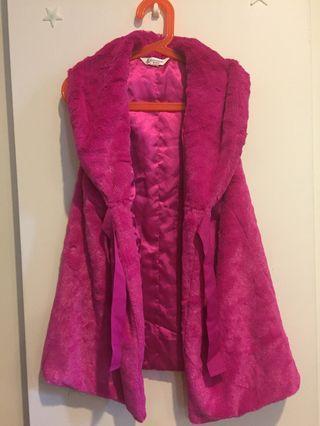 🚚 Pink Lands' End Winter Vest