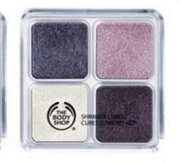 Eyeshadow cube