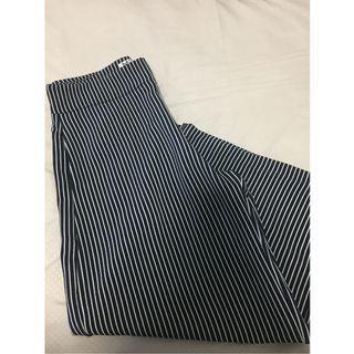 Ulzzang Stripes Culottes
