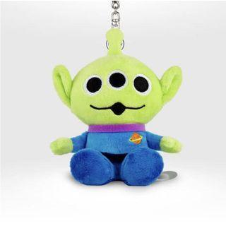 ••代購•• Toy Story 4~反斗奇兵產品:Woody胡迪 or 3眼仔Alien 毛公仔藍芽喇叭吊飾