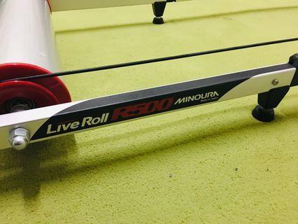 Minoura Live Roll R500 Roller Trainer