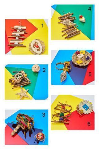 Bundle Deal: Chew Toys for bunnies, piggies & chins