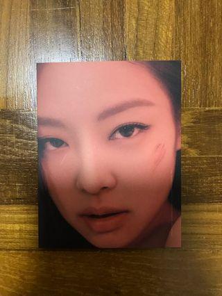 BLACKPINK Kill This Love Jennie Ver 3 Puzzle PIC