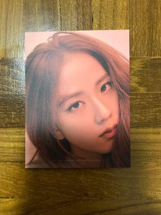 BLACKPINK Kill This Love Jisoo Ver 1 Puzzle PIC