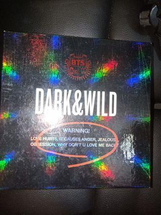 🚚 Bts Dark And Wild Album