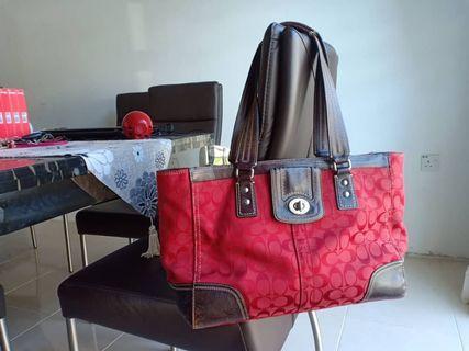 AUTHENTIC PRE❤ Coach Handbag
